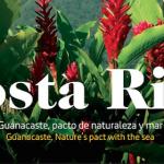 Guanacaste en portada de aerolínea Iberia