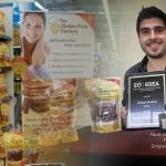 The Gluten Free Factory compite por premio Innovadores de América