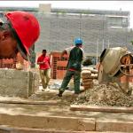Sector construcción prevé una caída de un 9% al cierre de este año
