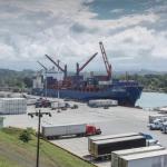 El impacto del paro en los puertos de puertos de Moín y Limón en números