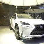 Lexus NX 2015: de lujo y sin restricción vehicular