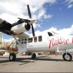 Nuevo vuelo de Nature Air permite llegar a Limón en 30 minutos