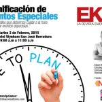 Planificación de Eventos Especiales