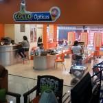Gollo inicia expansión de ópticas a crédito en el país