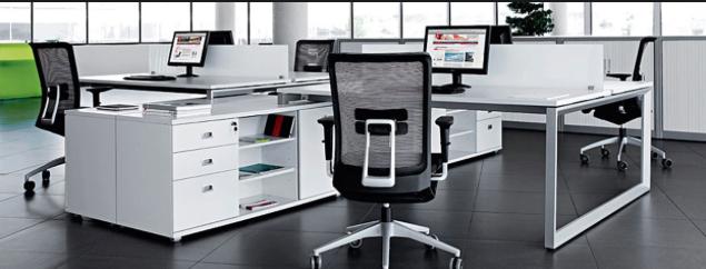 Las marcas m s importantes de mobiliario mostrar n lo for 8 6 mobiliario de oficina