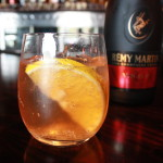 Mezclar cognac con ginger ale no es pecado