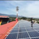 LDA ahorrará $150.000 anuales por medio de paneles solares