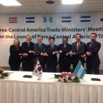 Centroamérica y Corea negociarán un acuerdo comercial