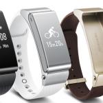 Huawei lanza el TalkBand B2: brazalete inteligente con auricular desprendible