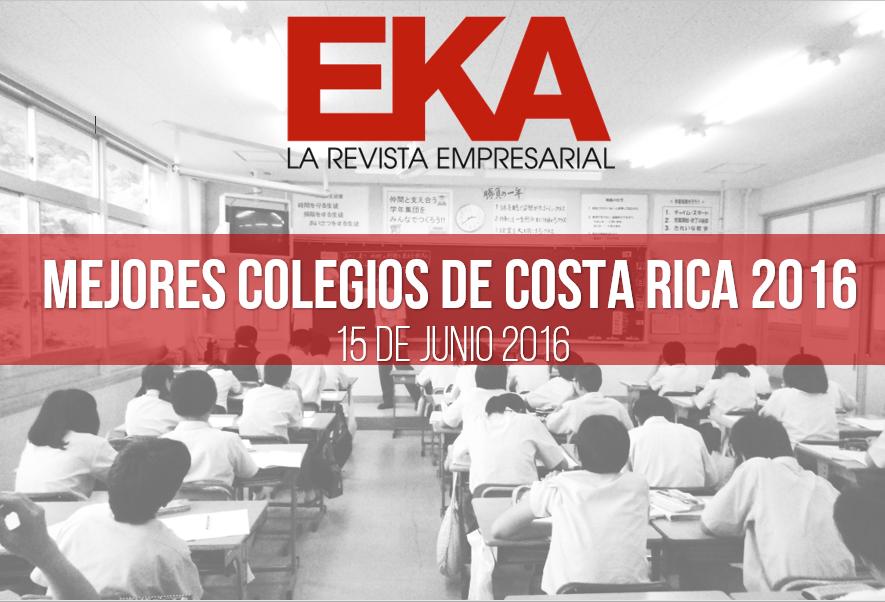 Mejores Colegios de Costa Rica 2016