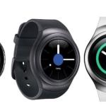 Samsung introduce Gear S2 con diseño tipo engranaje