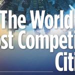 """San José gana cuatro categorías del ranking """"The World's Most Competitive Cities 2015"""""""