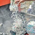 Costa Rica será el primer país de Centroamérica en tener carreteras de plástico