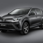 Toyota presentó su renovado RAV4