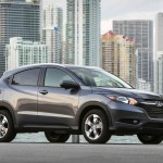 Honda presentó el nuevo HR-V