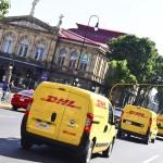 DHL invierte 305 mil euros en flotilla amigables con el ambiente