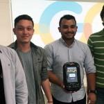 Emprendedores ticos crean sistema de pago digital para buses