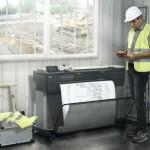 HP lanza impresoras enfocadas en arquitectos, ingenieros y sector de la construcción