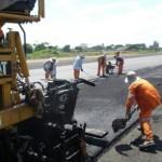 Constructora MECO rehabilitará pista del Aeropuerto de Panamá
