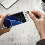 Samsung reveló el nuevo Galaxy S7
