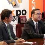 210 empresas participarán en la Expo Construcción y Vivienda