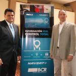 BCR y NAVSAT lanzan innovador servicio  conjunto para flotas vehiculares
