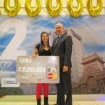 Emprendedora de 21 años se convirtió en la cliente número 2 millones de entidad bancaria