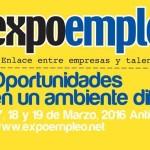 Cerca de 5000 oportunidades de empleo estarán disponibles en ExpoEmpleo a partir de este jueves