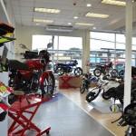 Gollo invierte $300 mil en su nueva agencia de motos multimarca