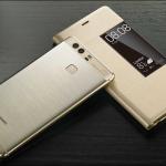 Huawei sorprendió al presentar el nuevo P9 con 2 cámaras principales