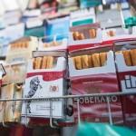 Contrabando de cigarros significan defraudación fiscal mayor a 25 mil millones de colones por año