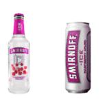 Florida Bebidas lanzó Smirnoff Ice sabor frambuesa