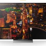 Sony presenta los nuevos televisores 4K HDR