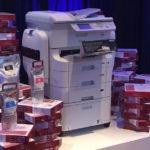 Epson lanza impresora que imprime hasta 75.000 páginas sin cambio de tinta