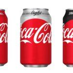 Coca Cola elimina versión «Light» y «Zero» de su marca