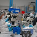 Zona Franca Coyol emplea a 7.700 colaboradores especializados en producción de dispositivos médicos