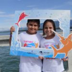 Fecop y Marina Pez Vela incentiva la pesca deportiva en niños
