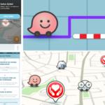 Waze habilita en mapa indicaciones para localizar centros de evacuación y conocer rutas cerradas