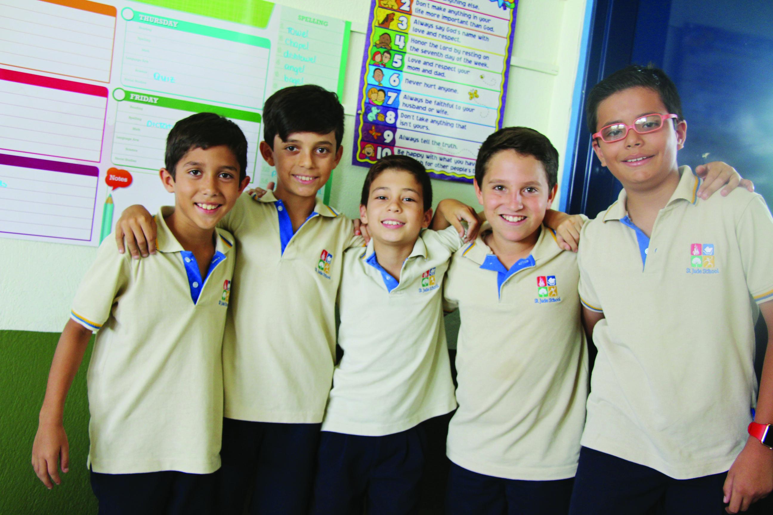 St. Jude: Primer colegio privado Esencial Costa Rica