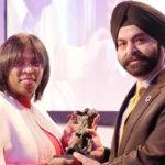 Mastercard recibe premio «Héroes contra el hambre»
