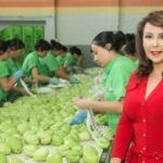 Laura Bonilla, la reina de las exportaciones