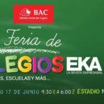Feria de Colegios le ayudará a seleccionar la mejor opción educativa