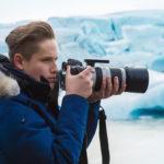 Joven renunció a su trabajo para emprender y vivir de la fotografía