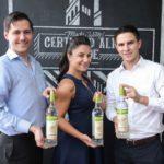 Presentan nuevo vodka hecho con productos libres de gluten