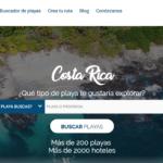 Web nacional de playas crea alianza con Booking