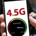 ¿Sabe que es la red 4.5G? Estará disponible en el primer trimestre de 2018