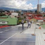 180 paneles solares darán energía a Cine Magaly