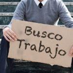 Más de 213.000 personas están desempleadas en nuestro país