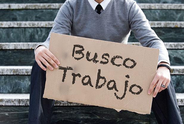 El desempleo bajó a 7,6%
