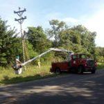 Guanacaste se ilumina con 13.600 lámparas LED